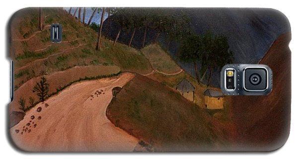 Road To The Hills II Galaxy S5 Case