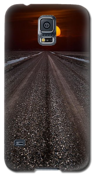 Road To The Sun Galaxy S5 Case