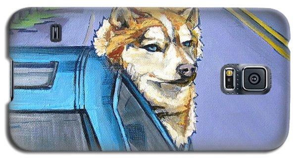 Road-trip - Dog Galaxy S5 Case