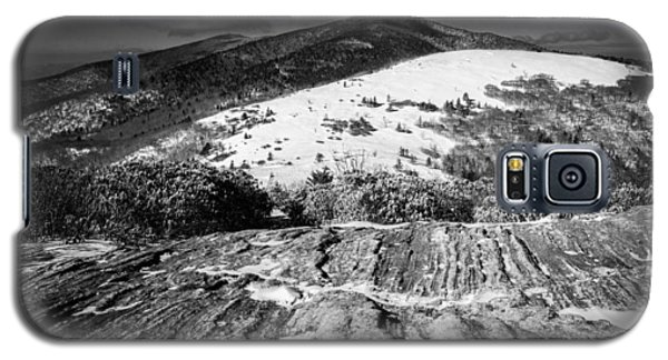 Roan Winter Galaxy S5 Case by Serge Skiba