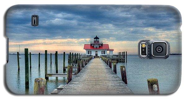 Roanoke Marshes Light 2 Galaxy S5 Case