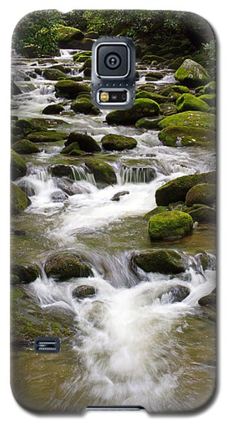 Roaring Fork With Boarder Galaxy S5 Case