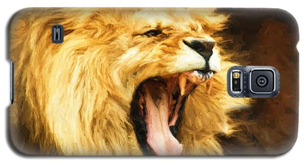 Roaring Lion Galaxy S5 Case