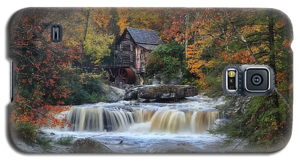 Roaring Past The Mill Galaxy S5 Case