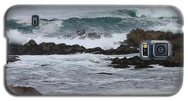 Roaring Sea Galaxy S5 Case
