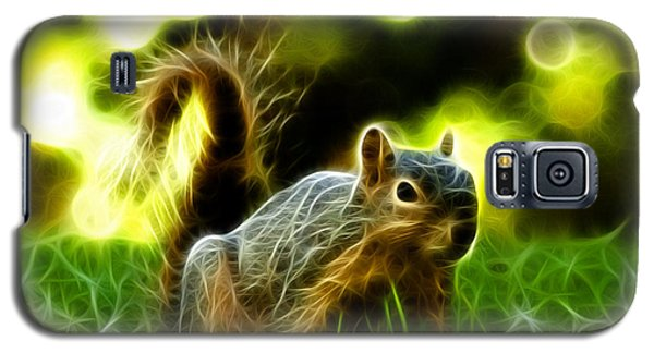 Robbie The Squirrel - 7376 - F Galaxy S5 Case