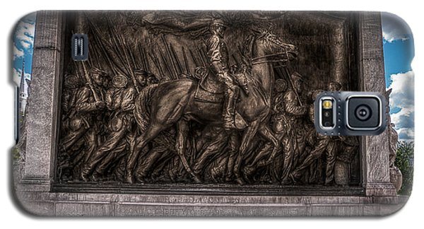 Robert Gould Shaw Memorial On Boston Common Galaxy S5 Case