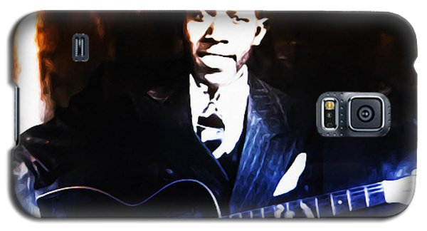 Robert Johnson - King Of The Blues Galaxy S5 Case