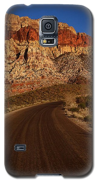 Robert Melvin - Fine Art Photography - 13 Mile Loop Galaxy S5 Case