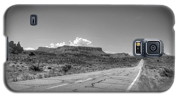 Robert Melvin - Fine Art Photography - Highway 128 Galaxy S5 Case
