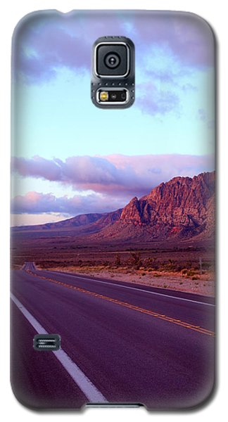 Robert Melvin - Fine Art Photography - Highway 159 Galaxy S5 Case
