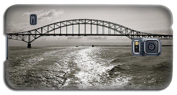 Robert Moses Bridge Galaxy S5 Case by Paul Cammarata