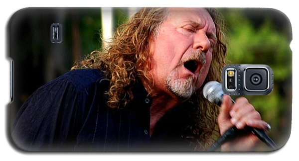 Robert Plant 2 Galaxy S5 Case by Angela Murray