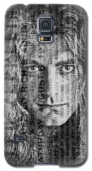 Robert Plant - Led Zeppelin Galaxy S5 Case