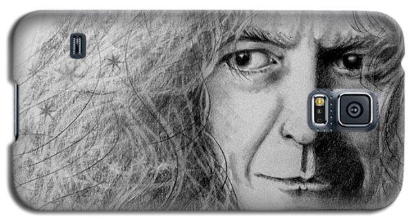Robert Plant Galaxy S5 Case by Patrice Torrillo
