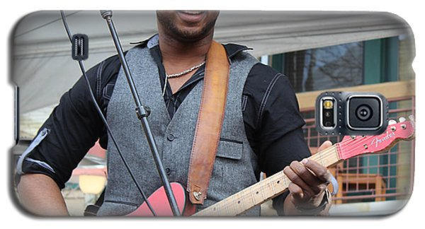 Galaxy S5 Case featuring the photograph Robert Randolph  by Fiona Kennard