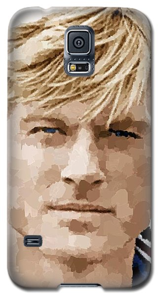 Robert Redford Galaxy S5 Case
