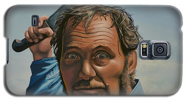 Robert Shaw In Jaws Galaxy S5 Case