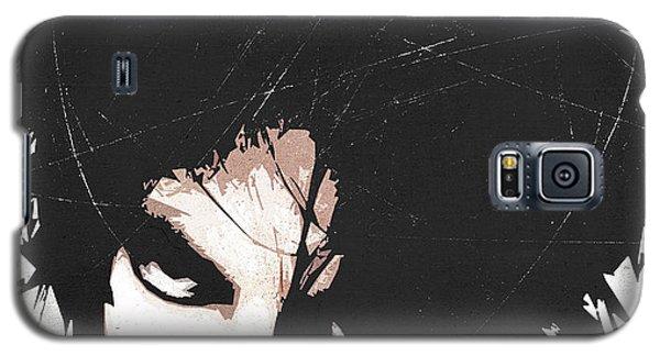 Robert Smith Music Galaxy S5 Case - Robert Smith by Filippo B