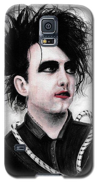 Robert Smith Music Galaxy S5 Case - Robert Smith Vi by Rouble Rust