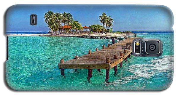 Robinson Island Galaxy S5 Case