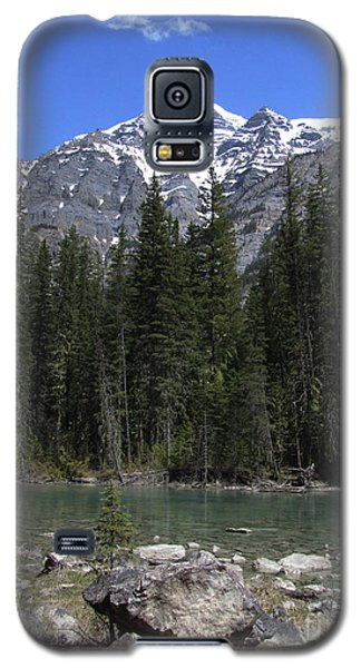 Robson River - Canada Galaxy S5 Case by Phil Banks