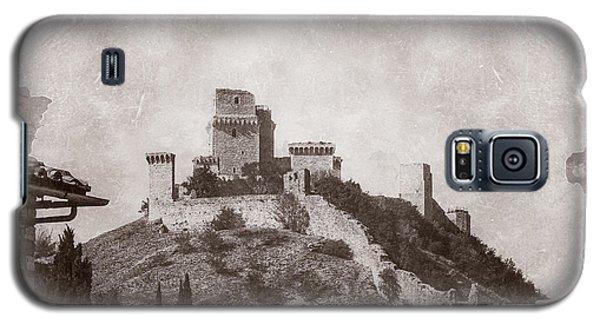 Rocca Maggiore Castle Galaxy S5 Case