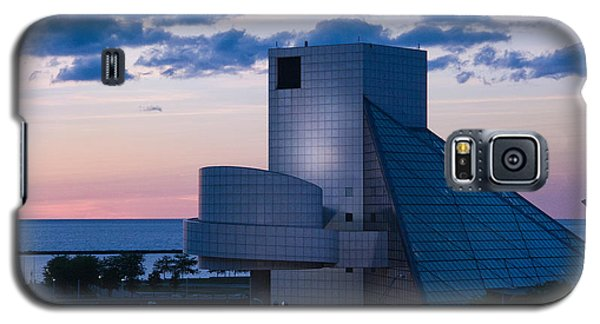 Rock And Roll Hall Of Fame Galaxy S5 Case
