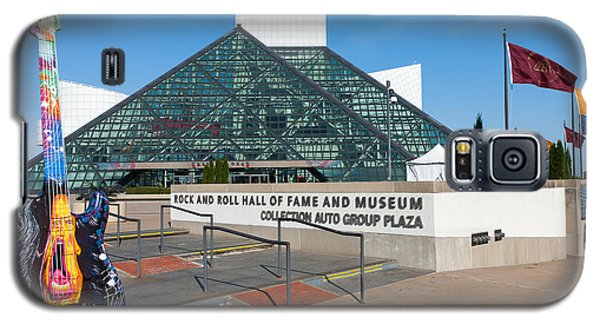 Rock And Roll Hall Of Fame IIi Galaxy S5 Case