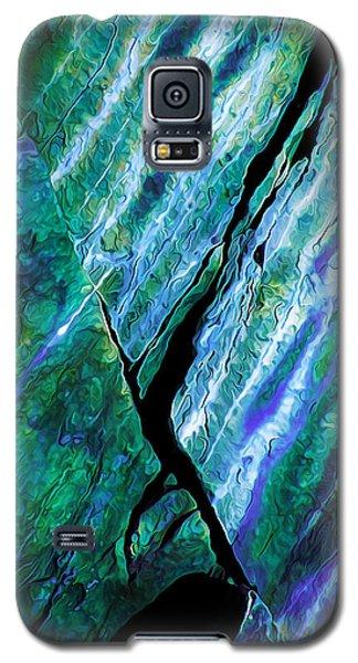 Rock Art 15 Galaxy S5 Case
