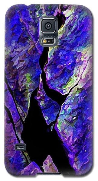 Rock Art 19 Galaxy S5 Case