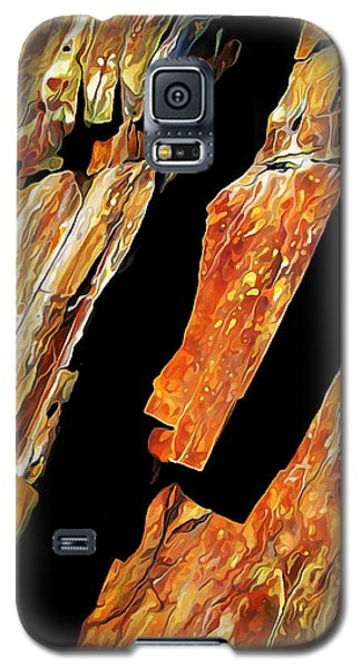 Galaxy S5 Case featuring the photograph Rock Art 21 by ABeautifulSky Photography