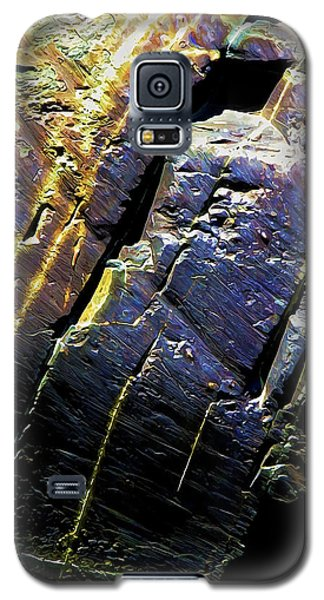Galaxy S5 Case featuring the photograph Rock Art 9 by ABeautifulSky Photography