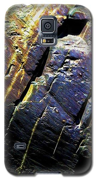 Rock Art 9 Galaxy S5 Case