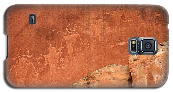 Rock Art Galaxy S5 Case