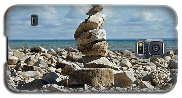 Rock Cairn Galaxy S5 Case