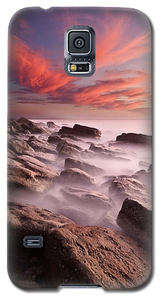 Rock Caos Galaxy S5 Case by Jorge Maia