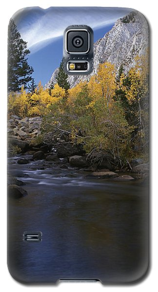 Rock Creek Canyon Gold Galaxy S5 Case