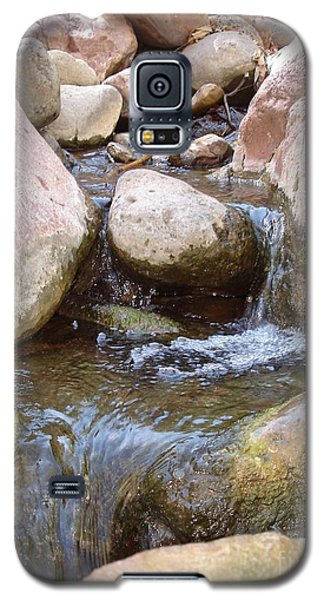 Galaxy S5 Case featuring the photograph Rock Creek by Kerri Mortenson