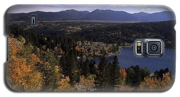 Rock Creek Lake And Aspen Galaxy S5 Case