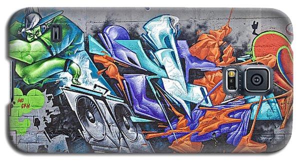 Rock Graffito Galaxy S5 Case