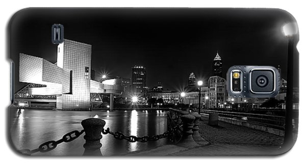 Rock Hall And Great Lakes Science Center Galaxy S5 Case