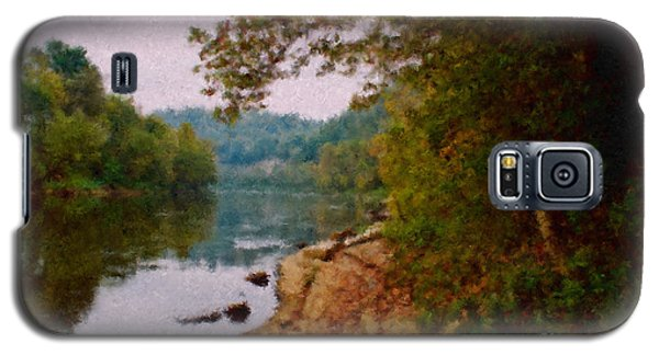 Rock House Bottom Galaxy S5 Case by Ken Frischkorn