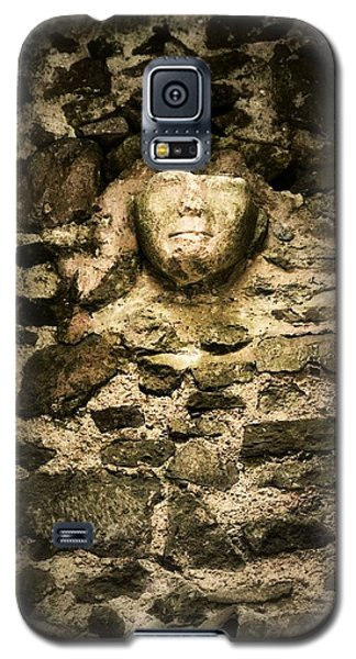 The Face In The Wall - Rock Of Cashel Galaxy S5 Case