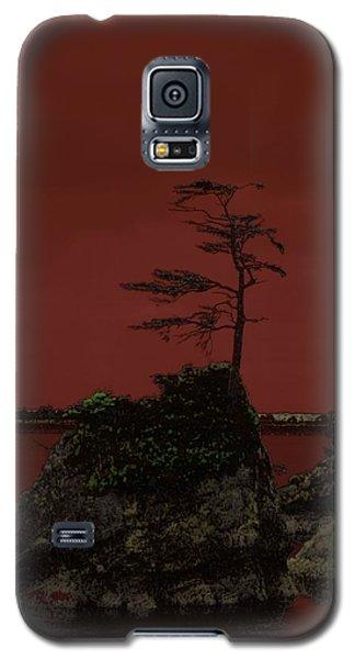 Rock Of Garibaldi Galaxy S5 Case