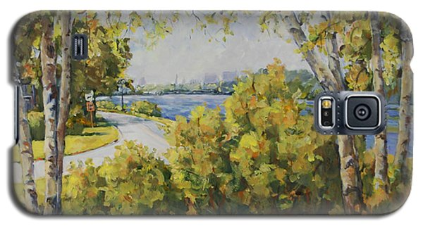 Rock River Bike Path Galaxy S5 Case
