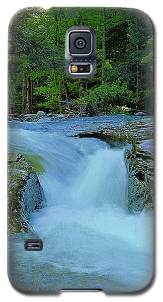 Rock Run Cataracts #4 Galaxy S5 Case