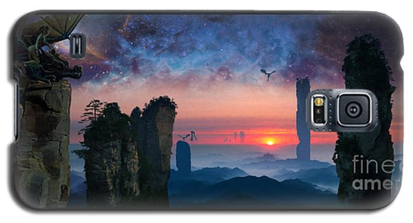 Rock Towers Galaxy S5 Case