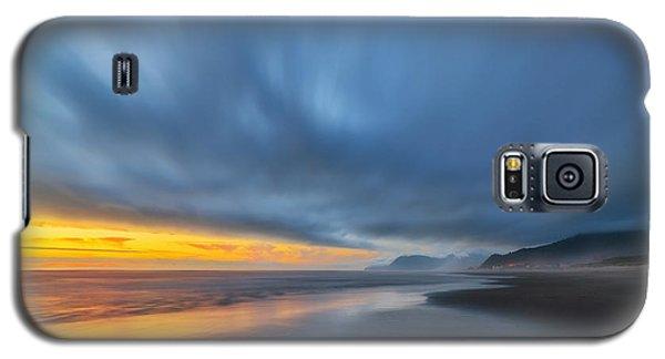 Rockaway Sunset Bliss Galaxy S5 Case by Ryan Manuel