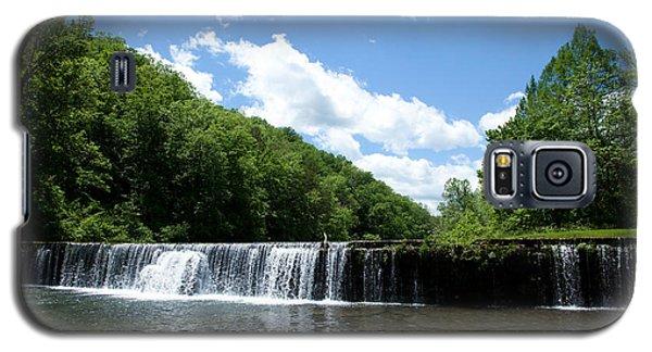 Rockbridge Mill Dam Galaxy S5 Case